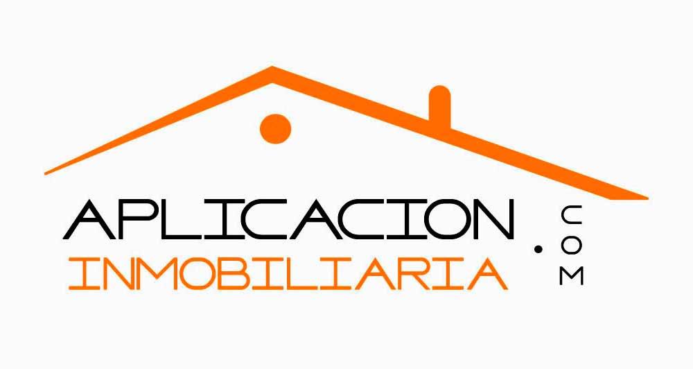 logotipo aplicación inmobiliaria